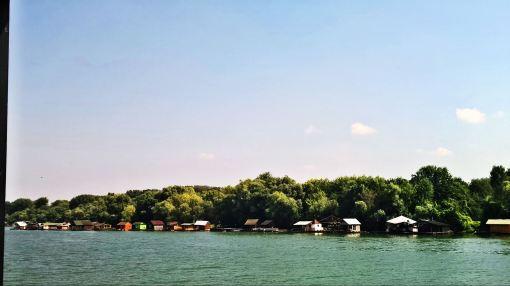 Sava river quay
